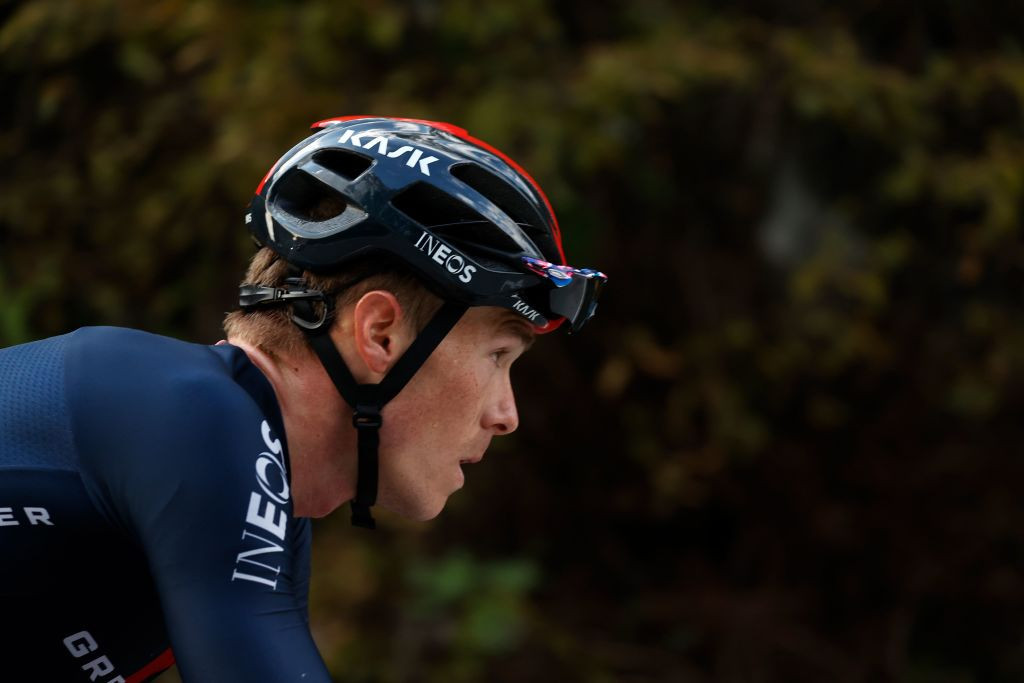 Dennis leads Ineos Grenadiers clean sweep in 4km prologue at Tour de Romandie