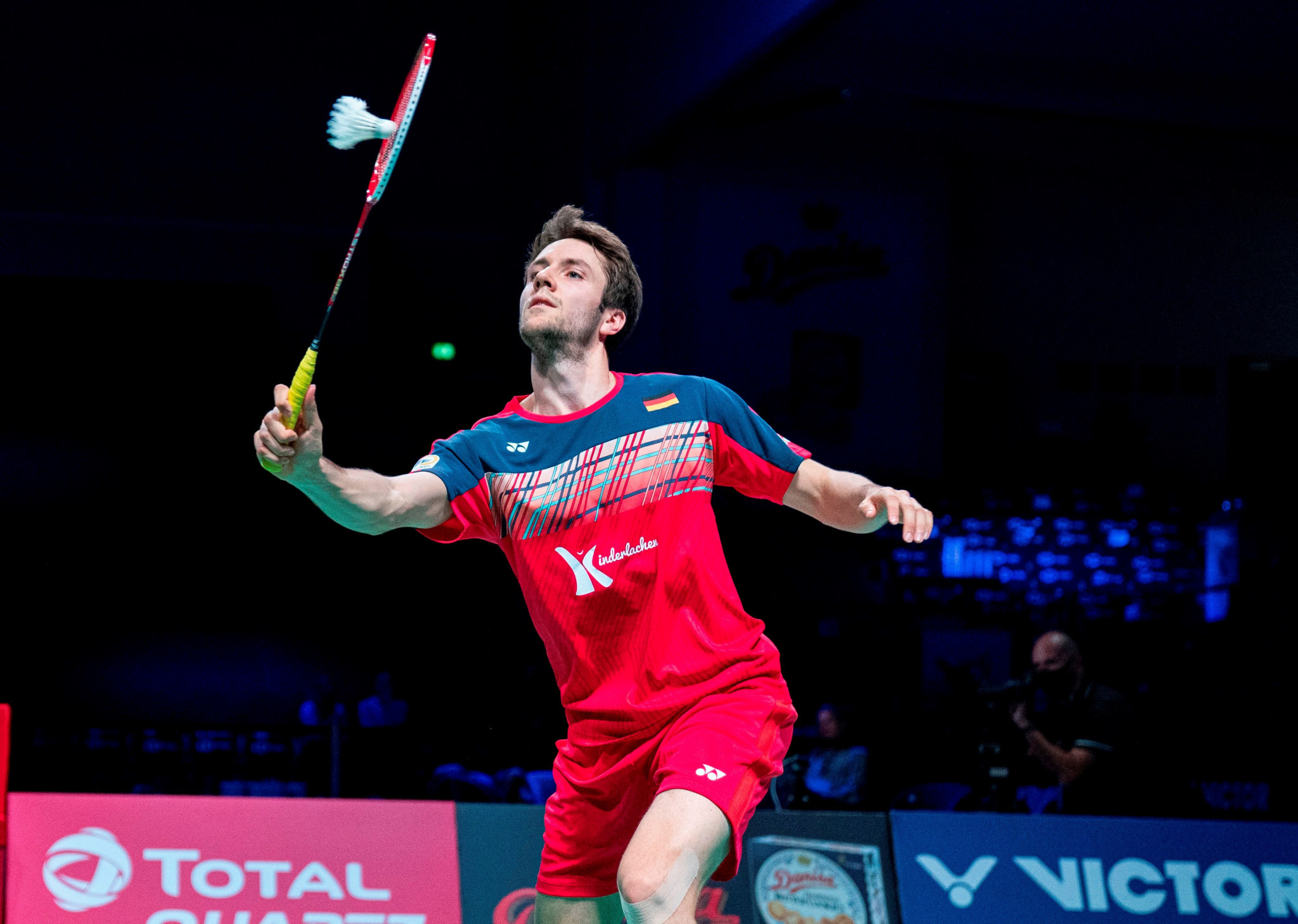 Clare and Flynn upset eighth seeds as European Badminton Championships begin