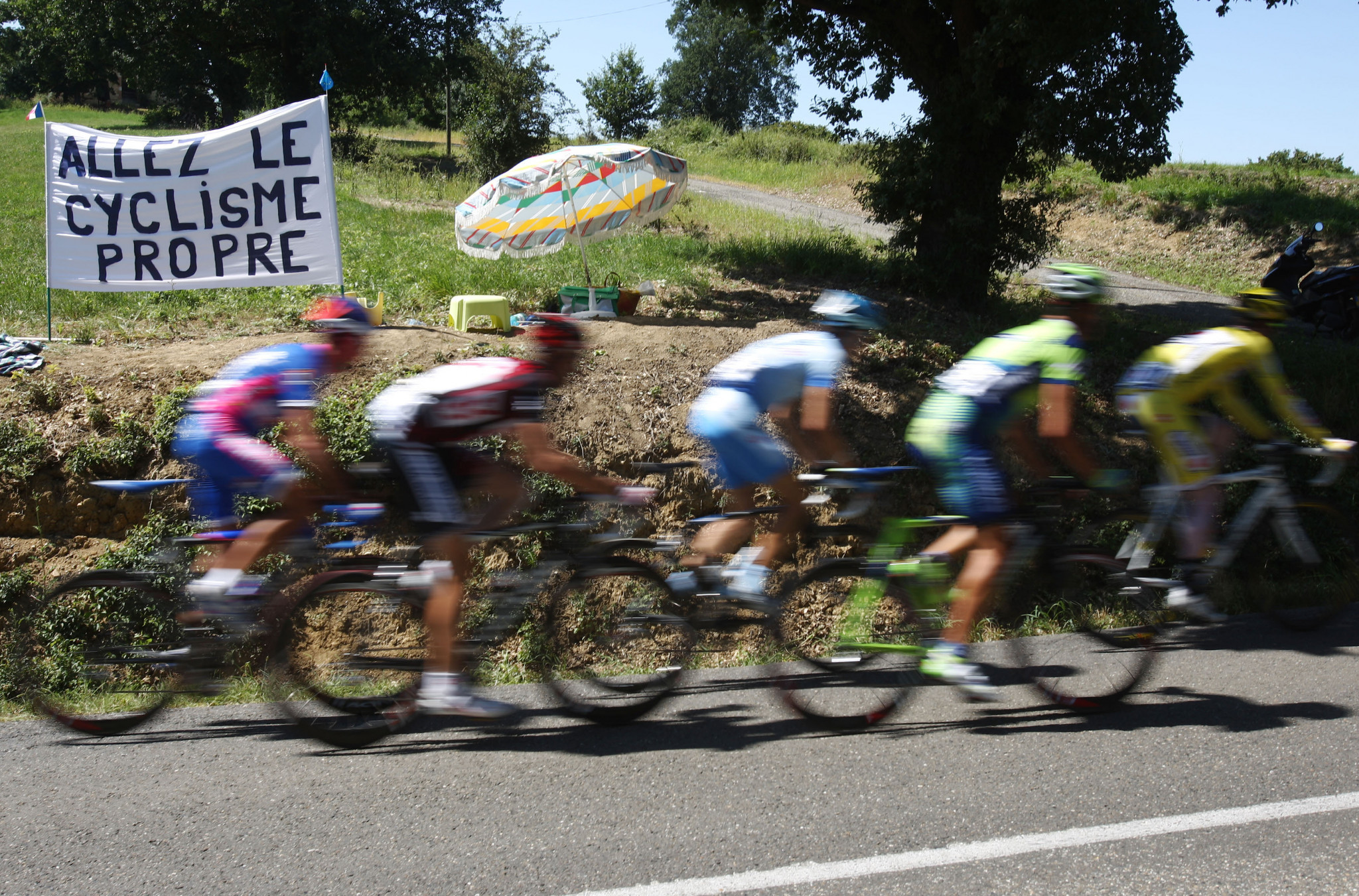 France acts to bring anti-doping rules into line with new Code