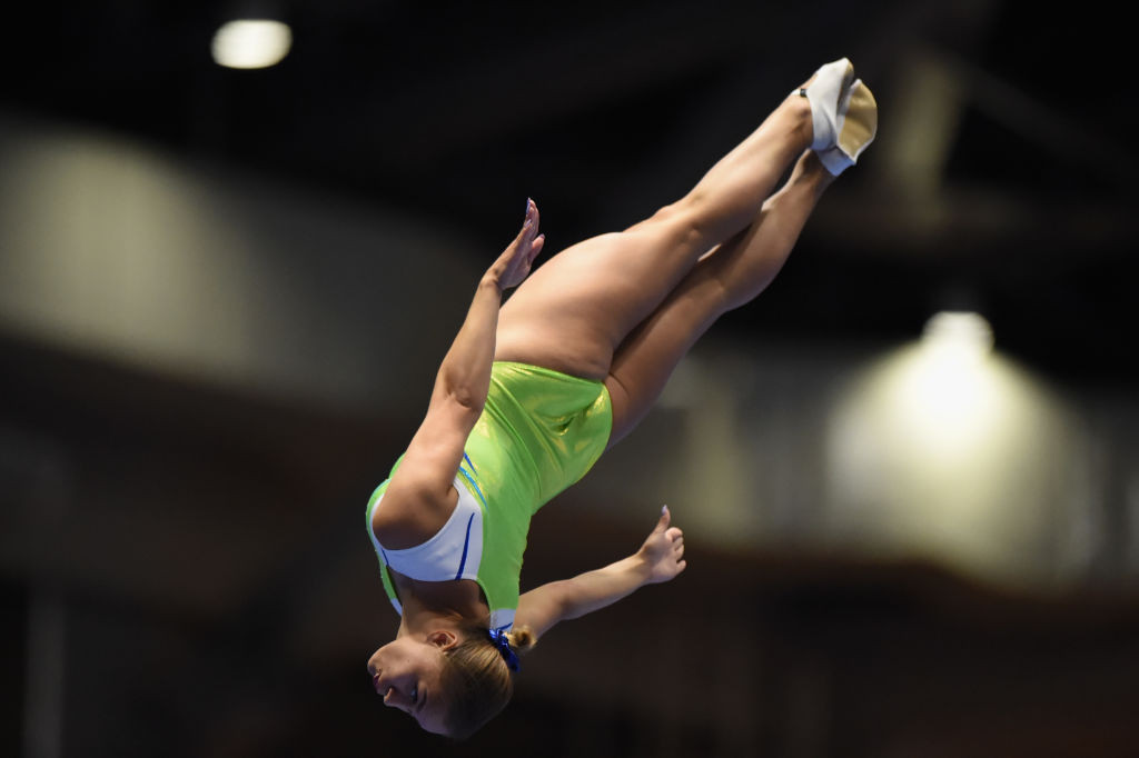 Powerful host team set for European Gymnastics Trampoline Championships in Sochi