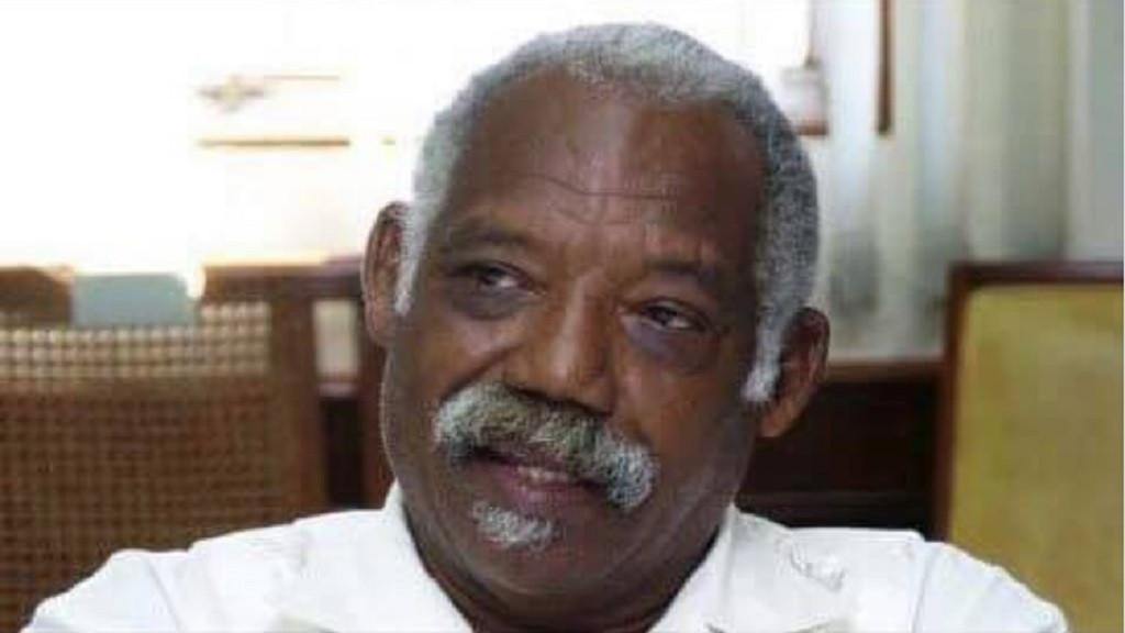 The President of the Jamaica Olympic Association has paid tribute to former Olympian and world record holding sprinter Dennis Johnson, who has died from COVID-19 aged 81 ©JOA