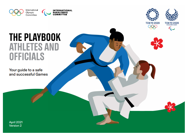 The second version of the playbook was published following a five-party meeting today ©IOC