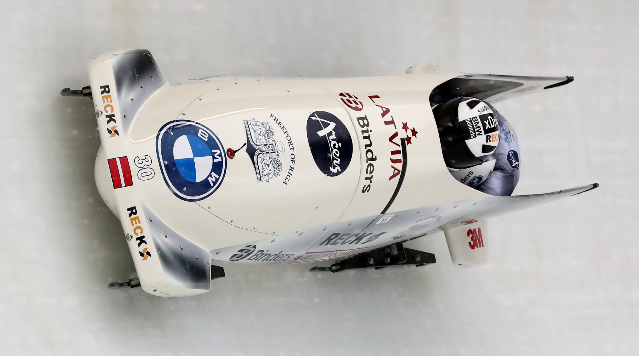 Latvian bobsleigh team seeking new pushers ahead of selection trials