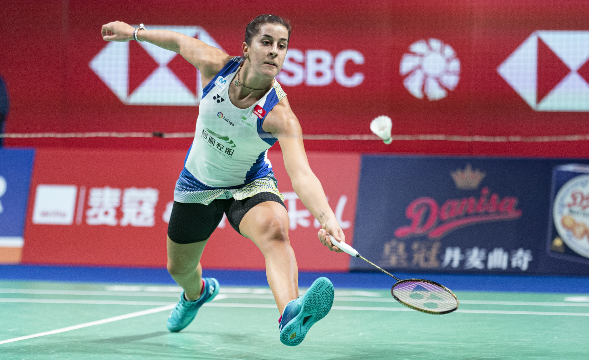 Top seeds ease through to last 16 at European Badminton Championships