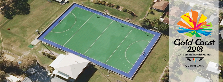 Redevelopment of Gold Coast Hockey Centre for 2018 Commonwealth Games underway