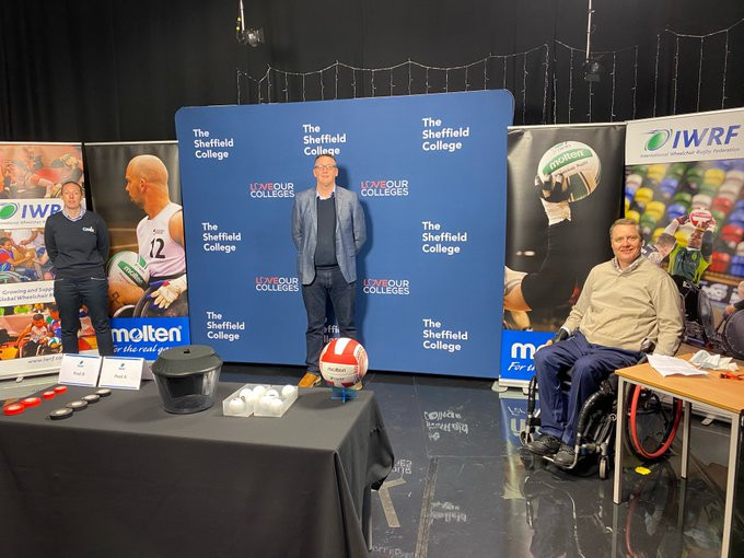 IWRF hold draw for Tokyo 2020 wheelchair rugby tournament