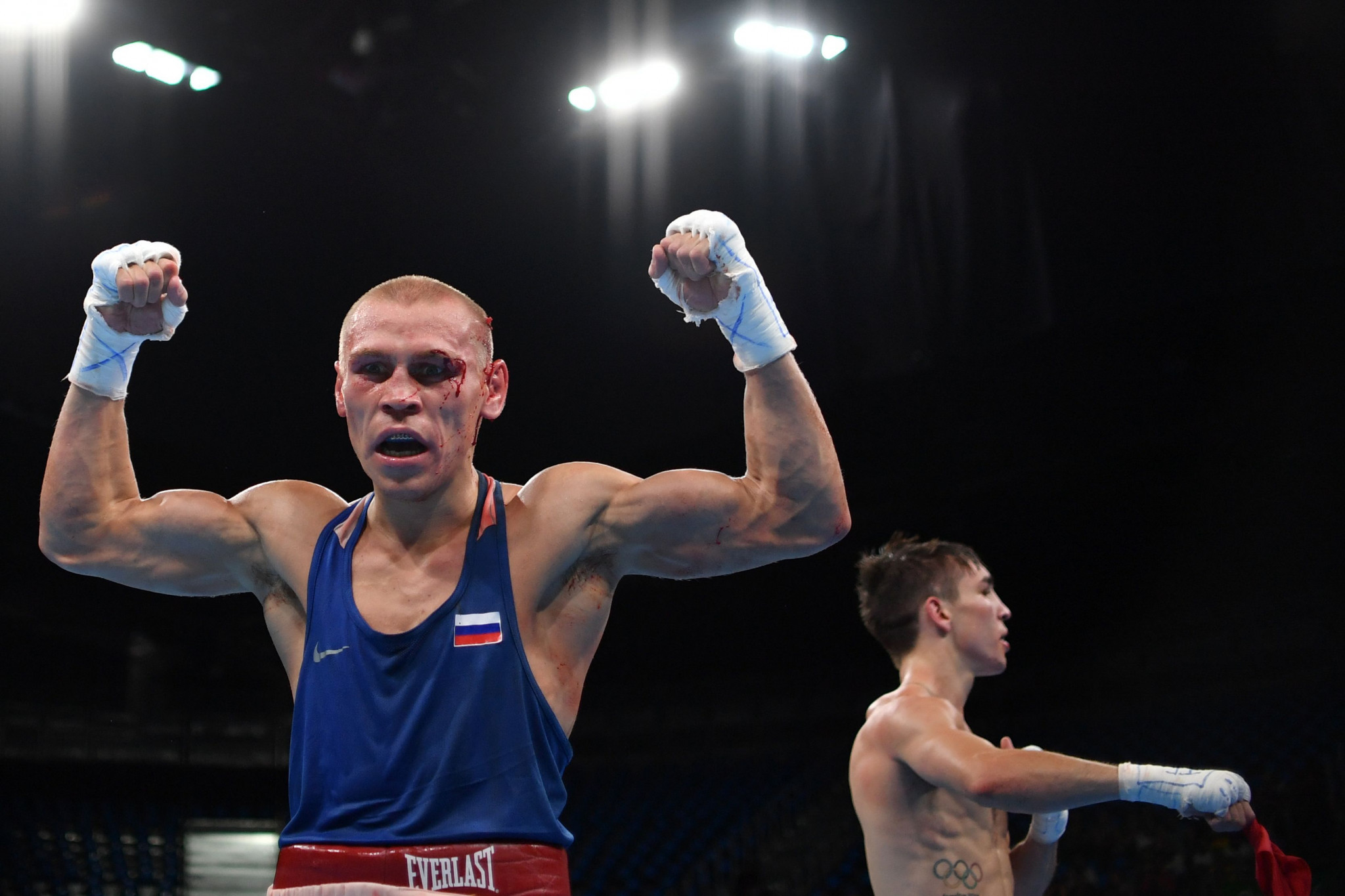 Vladimir Nikitin's controversial victory over Michael Conlan at Rio 2016 was followed by all of the judges at the Games being suspended ©Getty Images