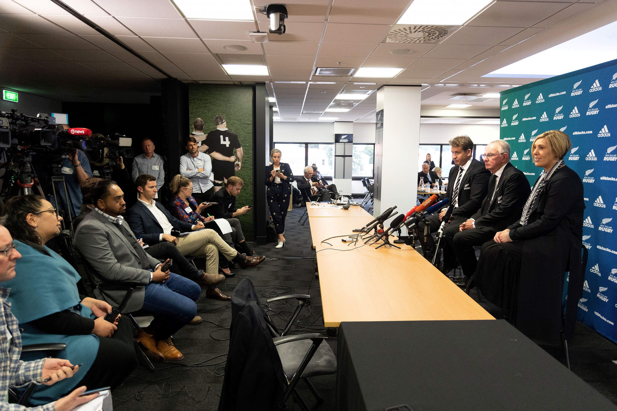 New Zealand Rugby announce loss and approves private equity investment