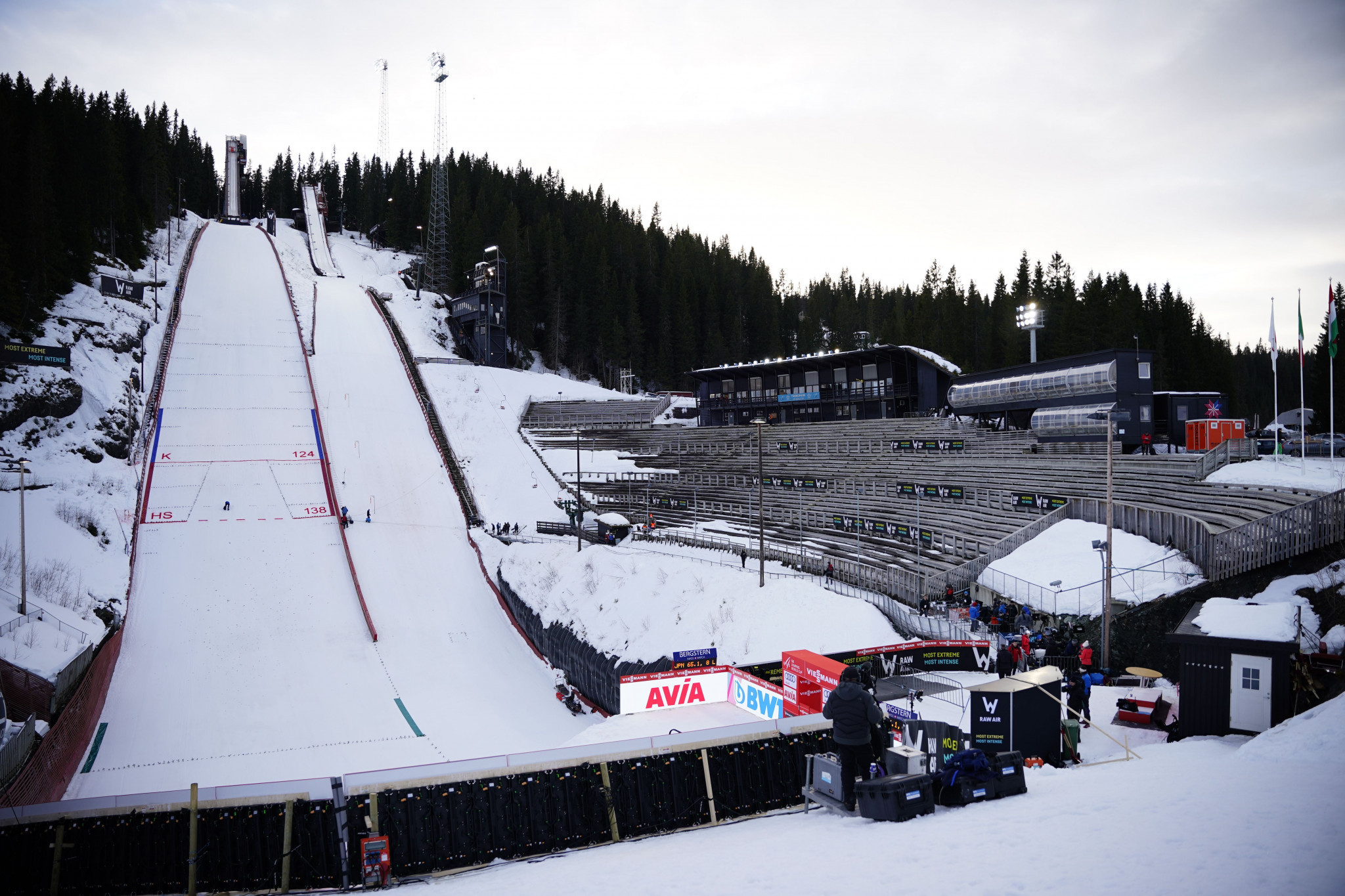 FIS hold meetings with 2025 World Championship organisers Trondheim and Saalbach