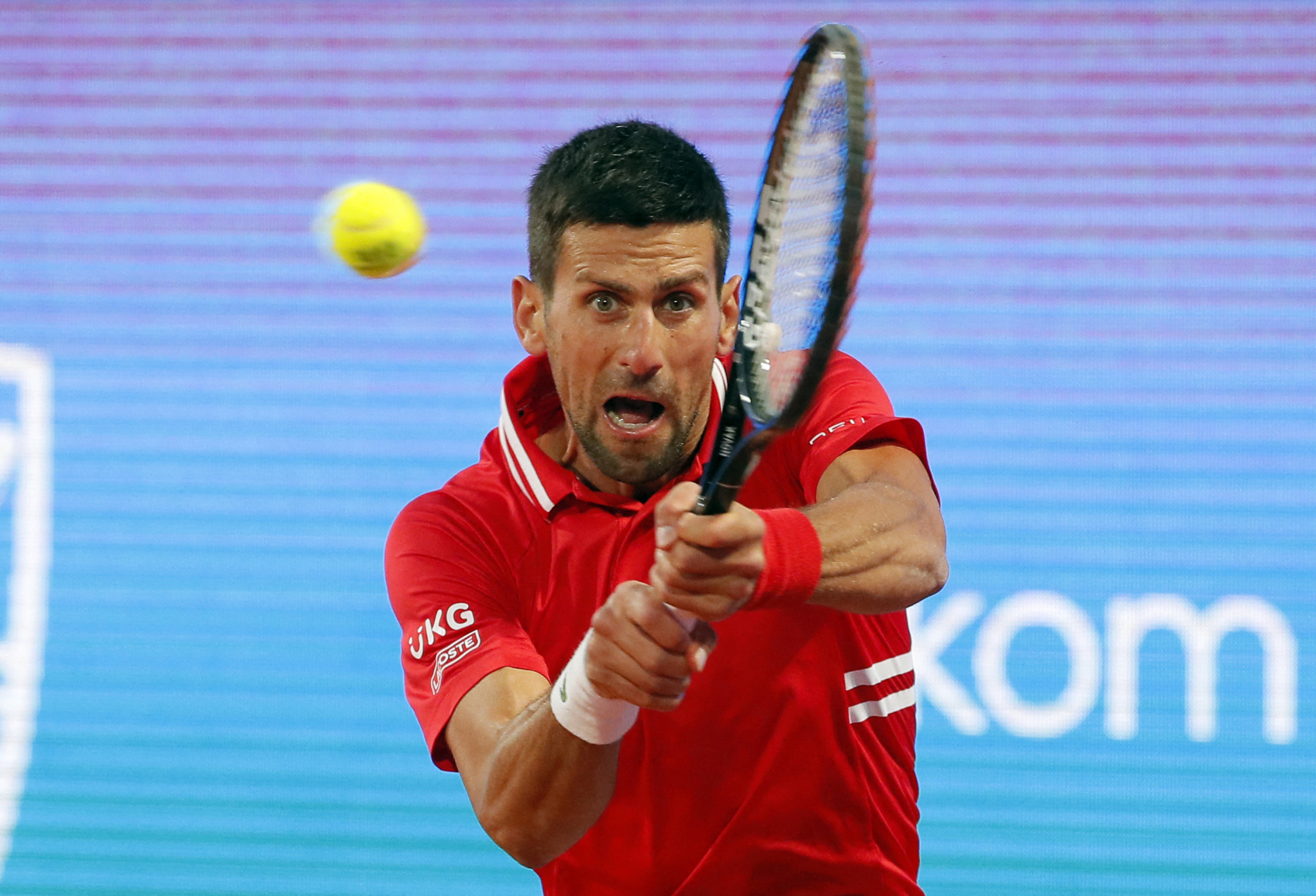 Djokovic withdraws from Madrid Open as Svitolina suffers early exit