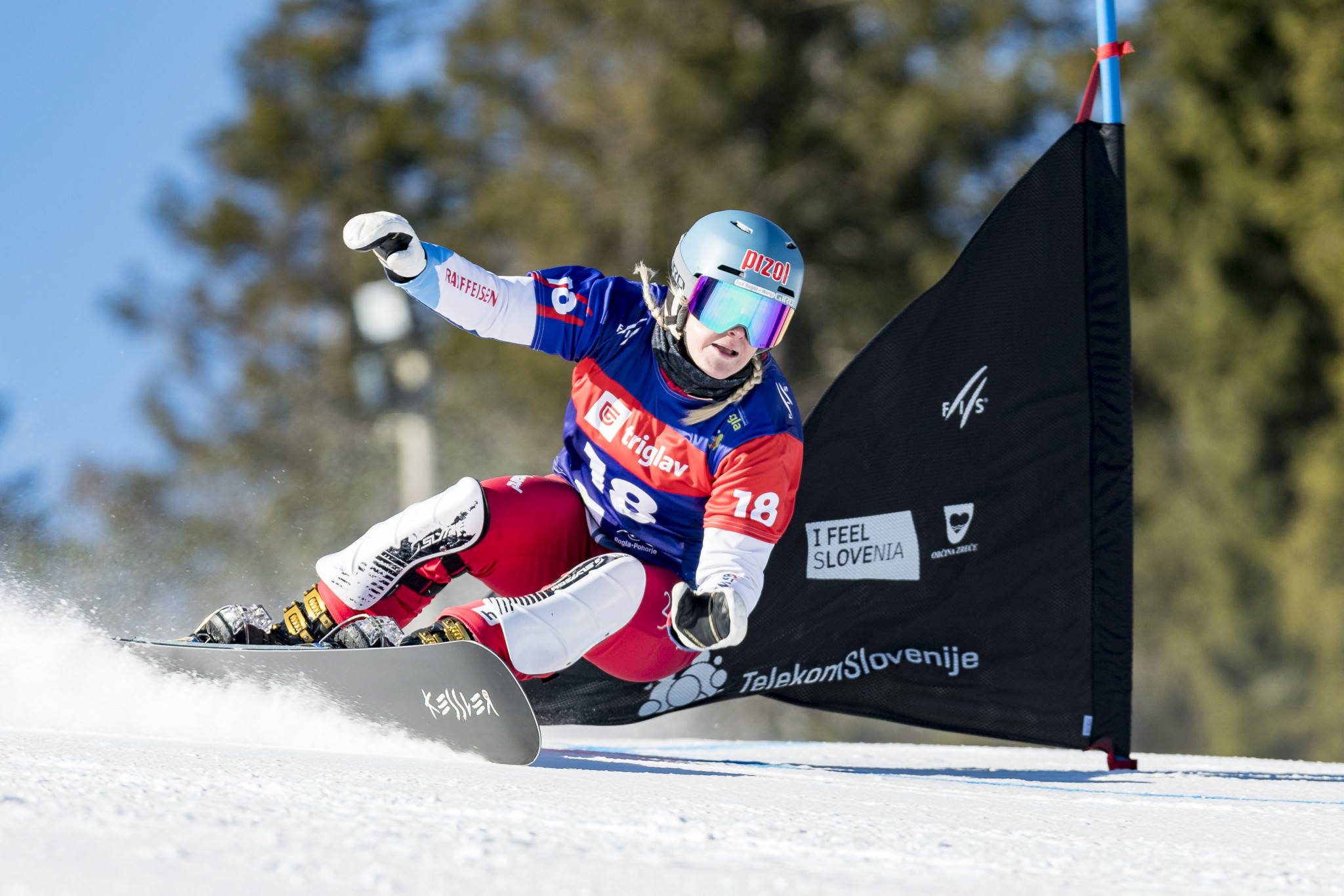 Swiss Snowboard selects 13 athletes on national team for 2021-2022 season