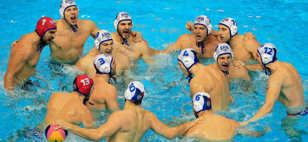 Victory for Serbia secured their third successive European crown