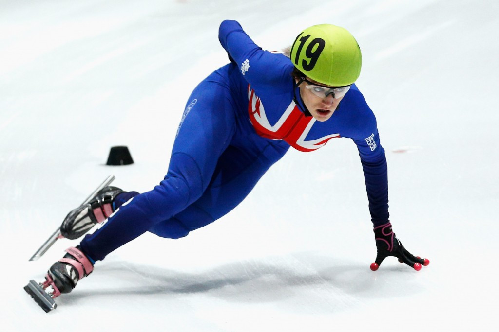 Christie returns to scene of Sochi 2014 disaster to win double gold at European Short Track Speed Skating Championships