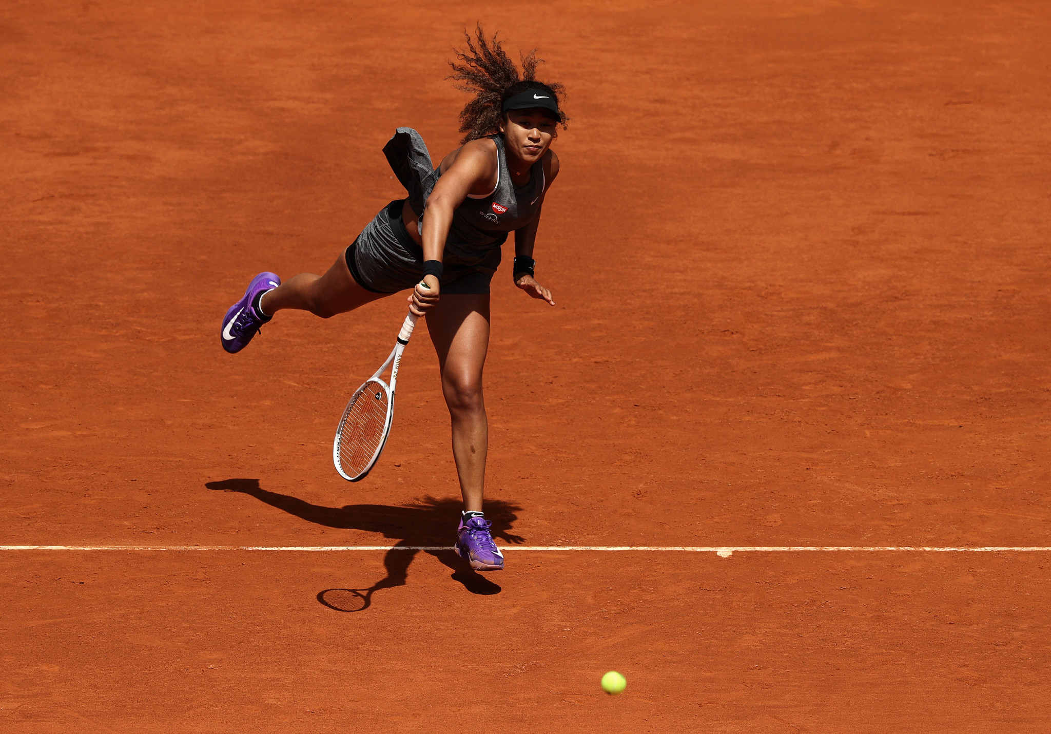 Osaka and Pliskova among first round winners as WTA Madrid Open continues