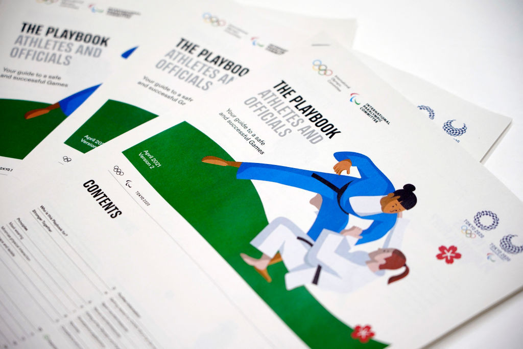 The playbook for media follows the release of the document for athletes earlier this week ©Tokyo 2020