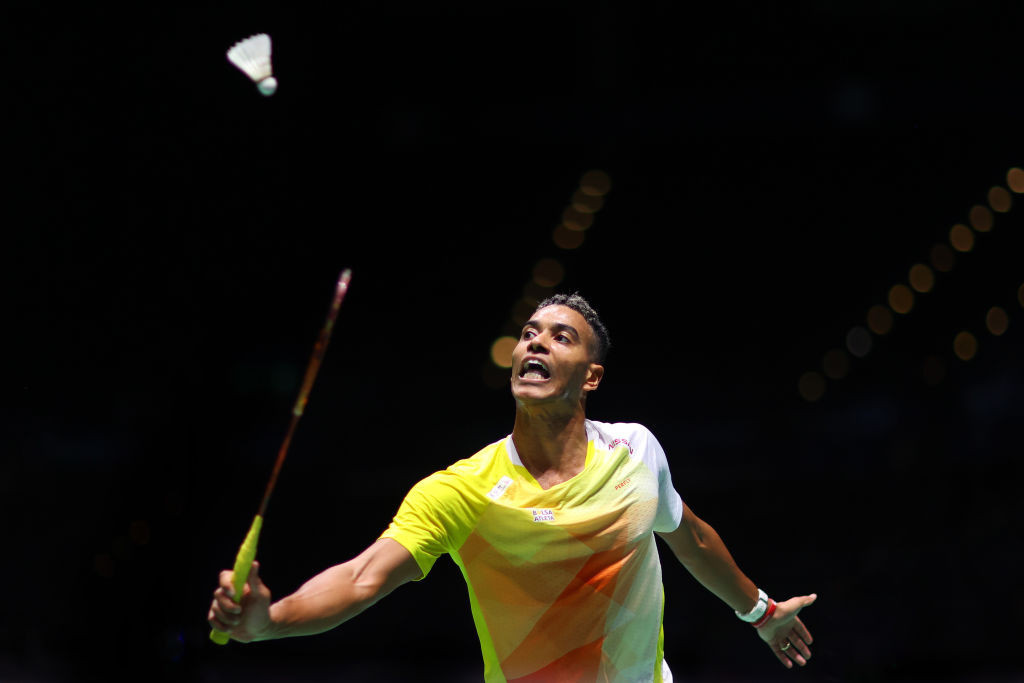 Third seed Coelho crashes out of Pan American Individual Badminton Championships
