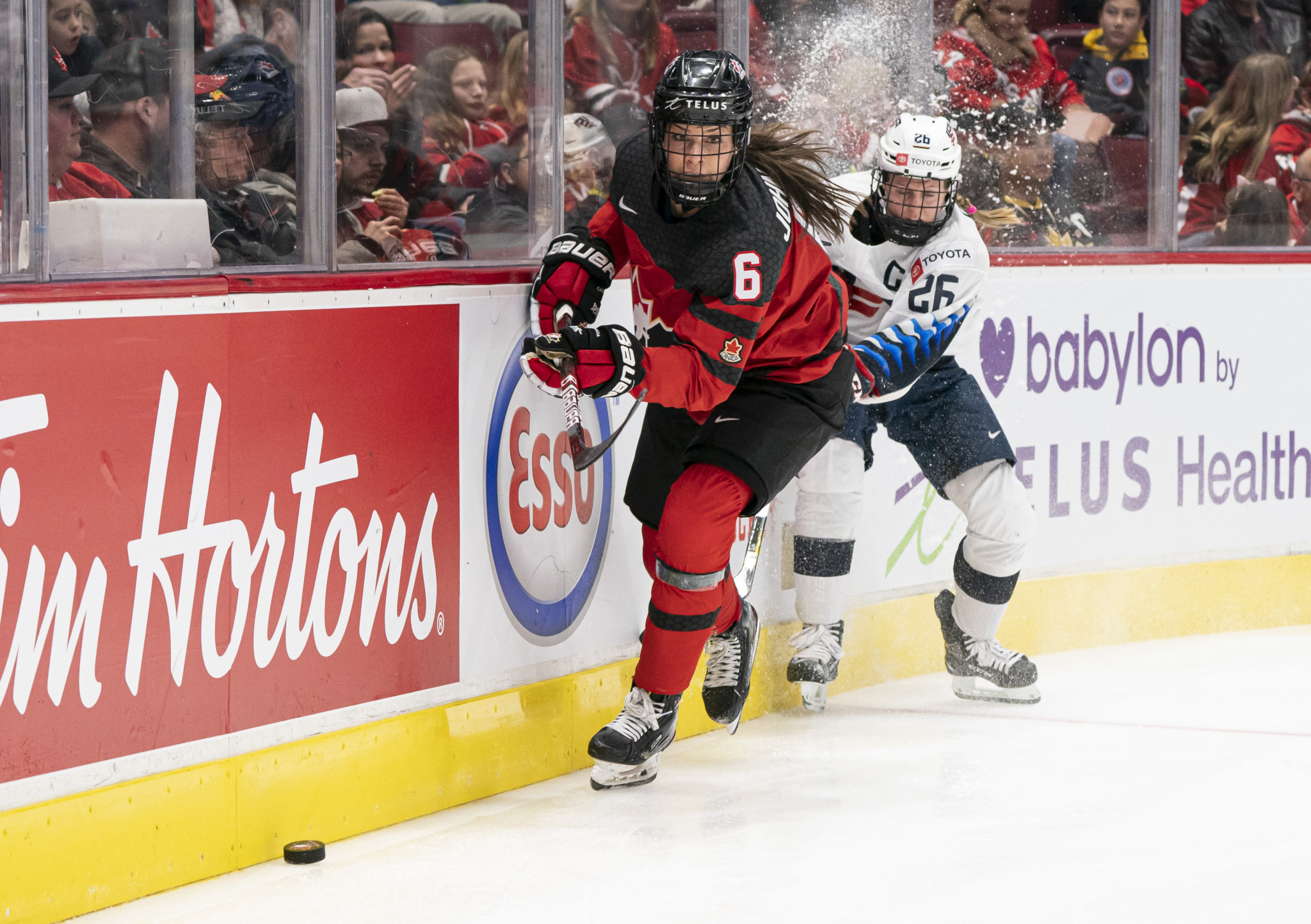 Canada is expected to stage the Women's World Championship but a venue has yet to be confirmed ©Getty Images