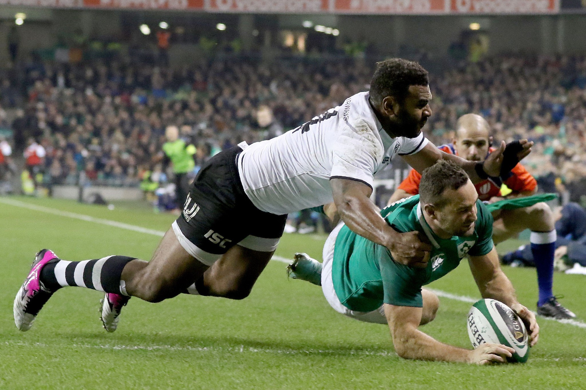 Ireland calls off Fiji rugby tour due to COVID-19 outbreak in Pacific island