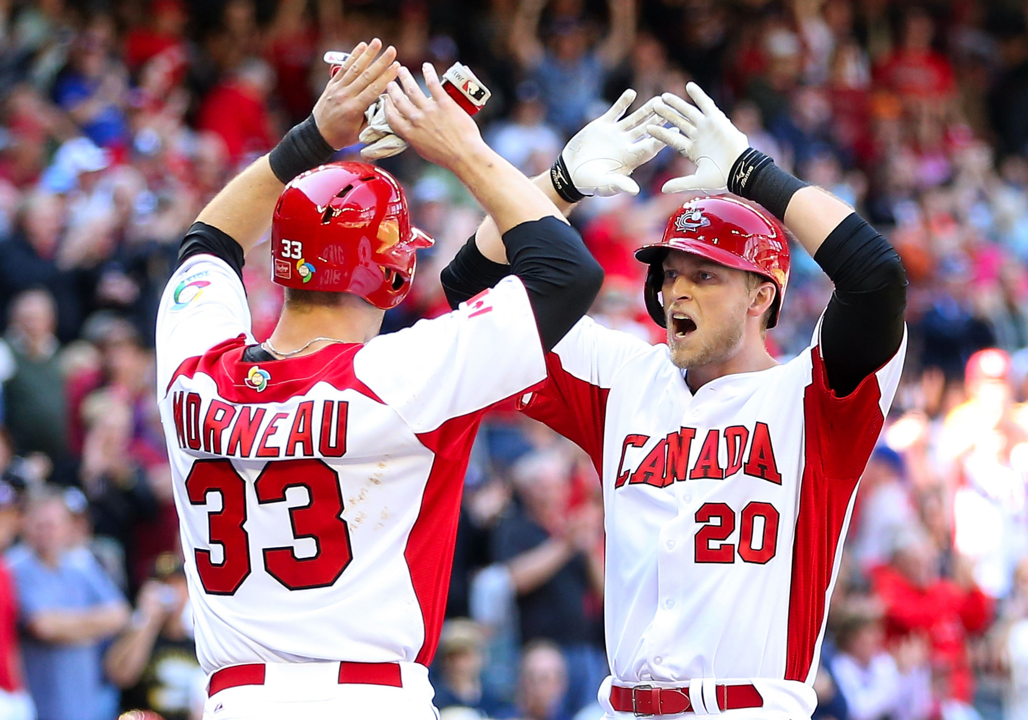 Canada is set to compete in Group B against Cuba, Venezuela and Colombia ©Getty Images
