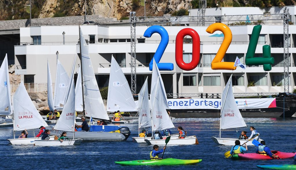 The sailing event programme for Paris 2024 is due to be confirmed by the IOC in June ©Getty Images