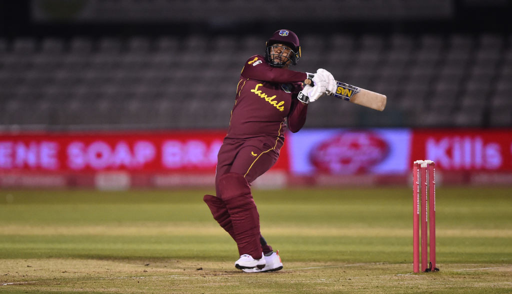 The West Indies team is not eligible to compete at the Commonwealth Games ©Getty Images