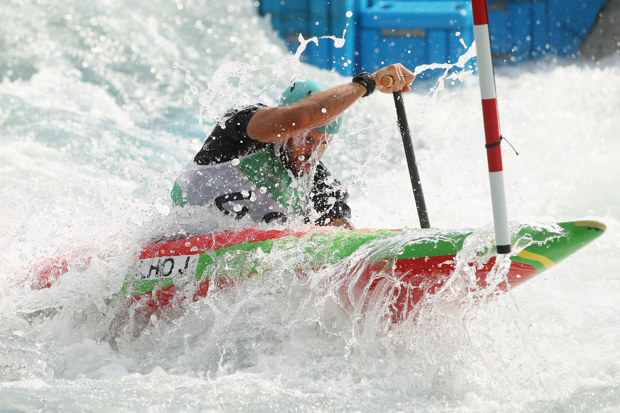 Mexico to make Olympic canoe slalom debut as ICF confirms Tokyo 2020 allocations