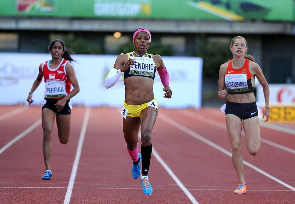 Ecuador's women sprinters earn surprise Tokyo 2020 place at World Athletics Relays in Poland