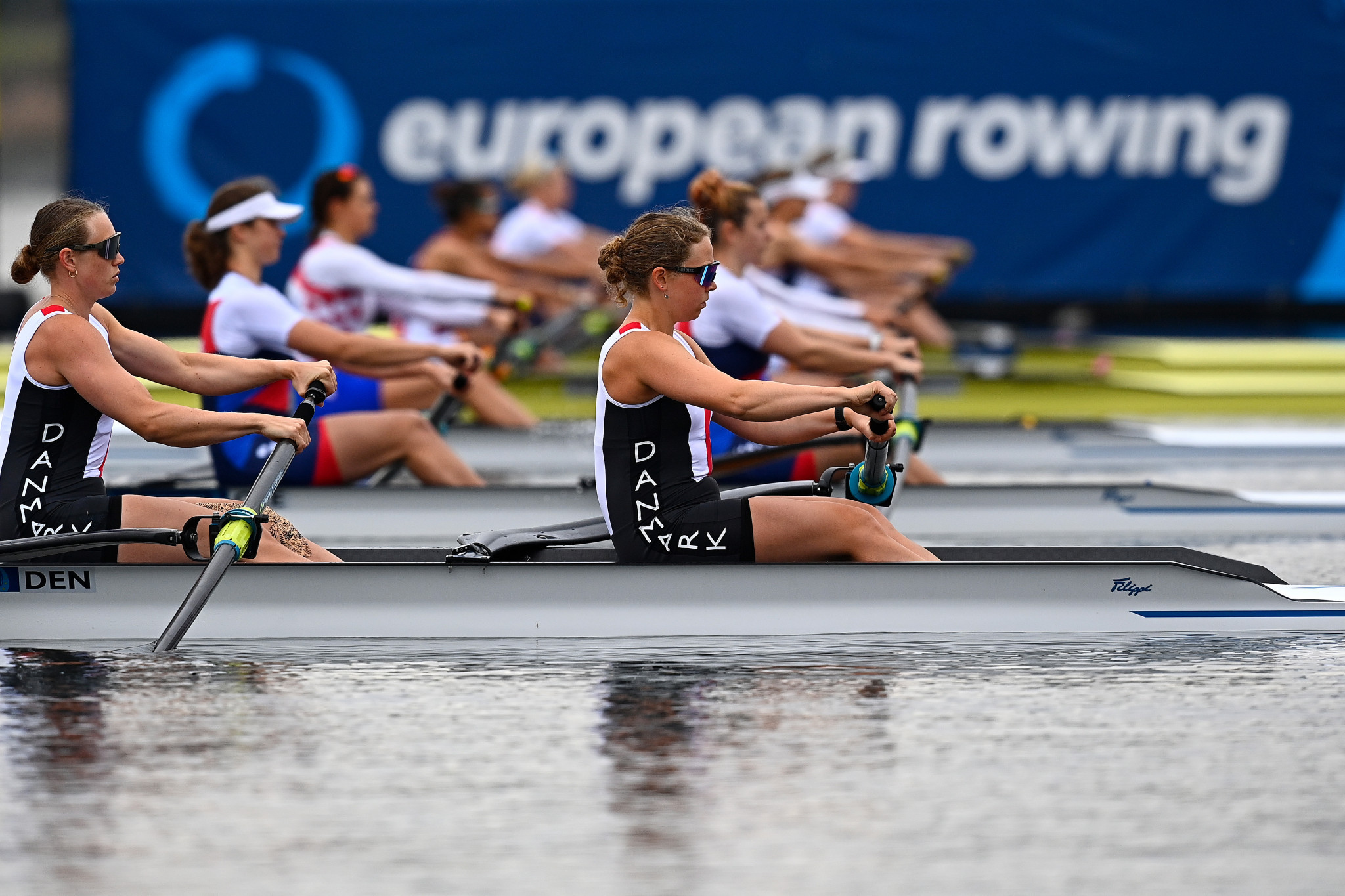 Dominant victories across the classes in first Rowing World Cup in Zagreb