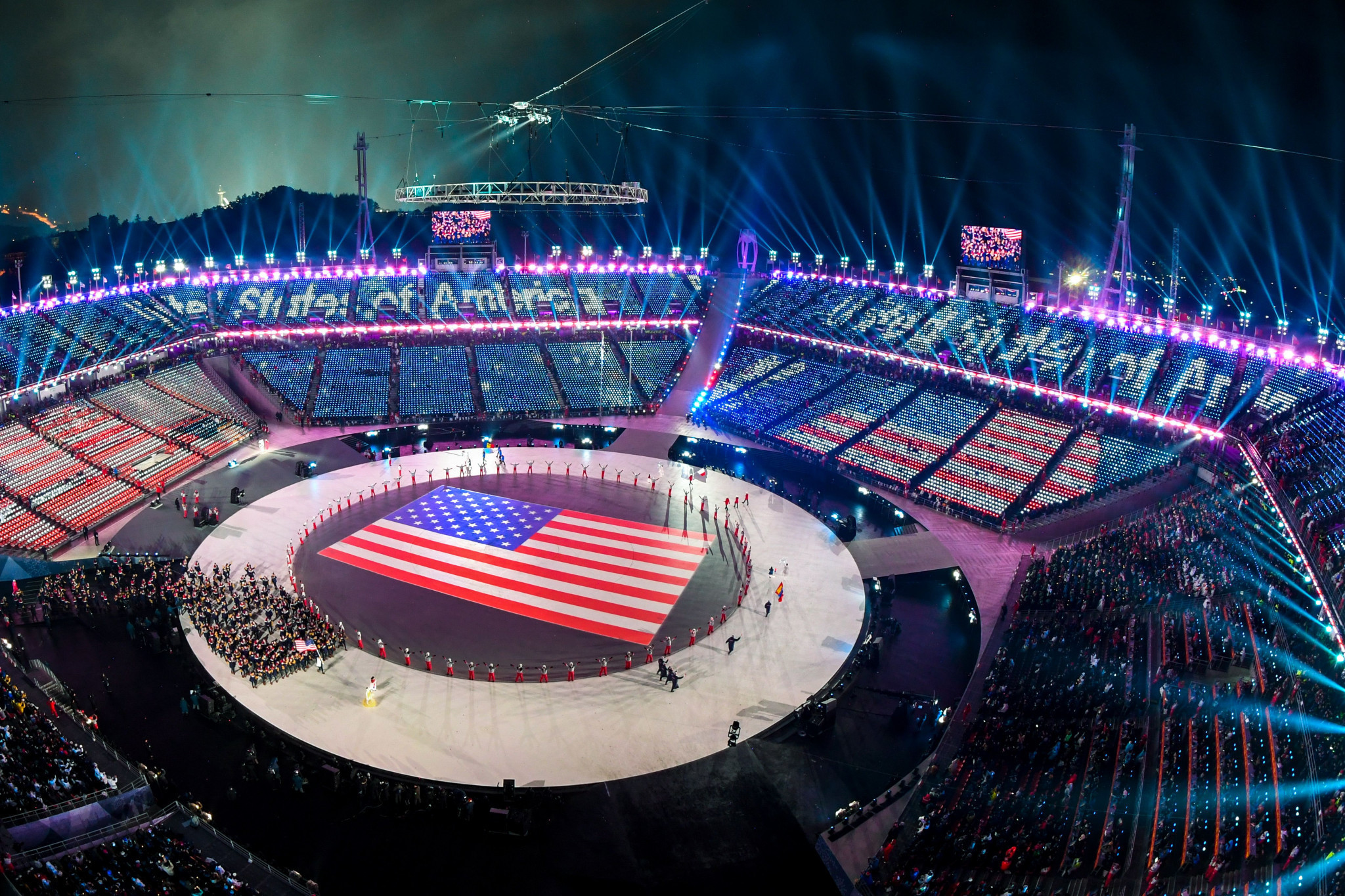 The United States Olympic and Paralympic Committee has said it will not sanction athletes for demonstrating at the Olympics and Paralympics ©Getty Images