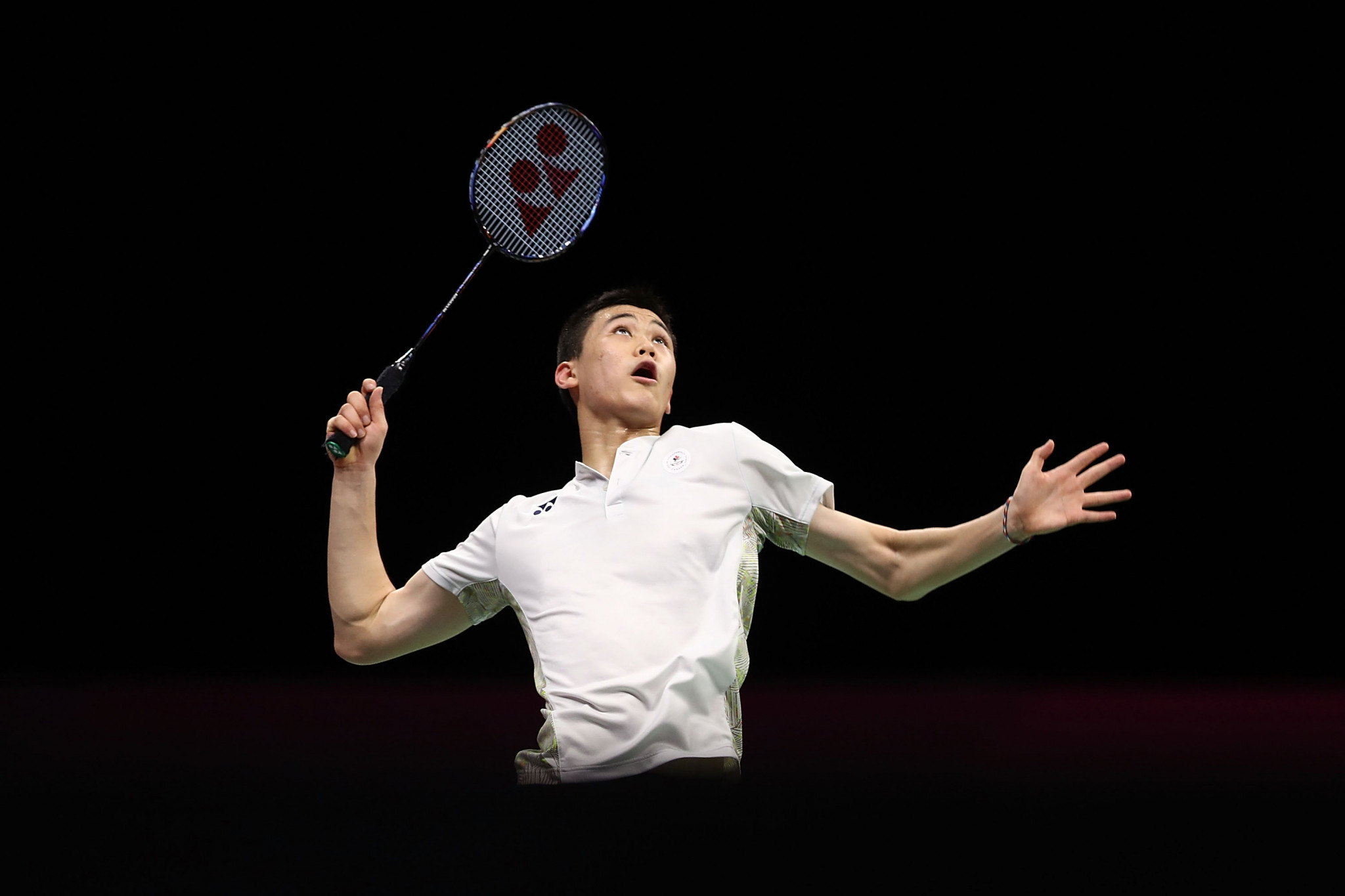 Brian Yang is aiming to secure his first men's singles title at the Pan American Individual Badminton Championships ©Getty Images