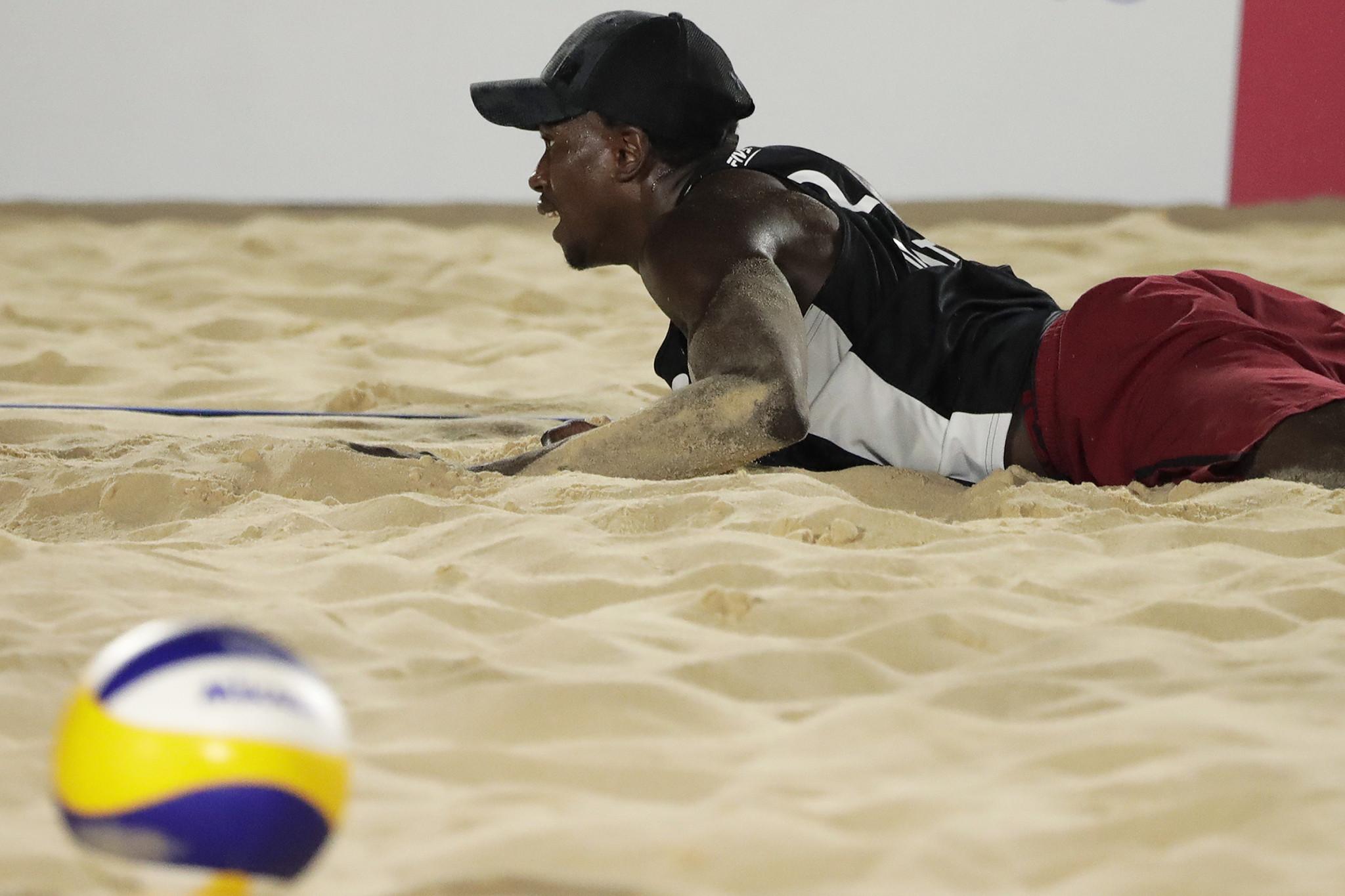 Qatari pair reach third successive Beach Volleyball World Tour final in Cancun
