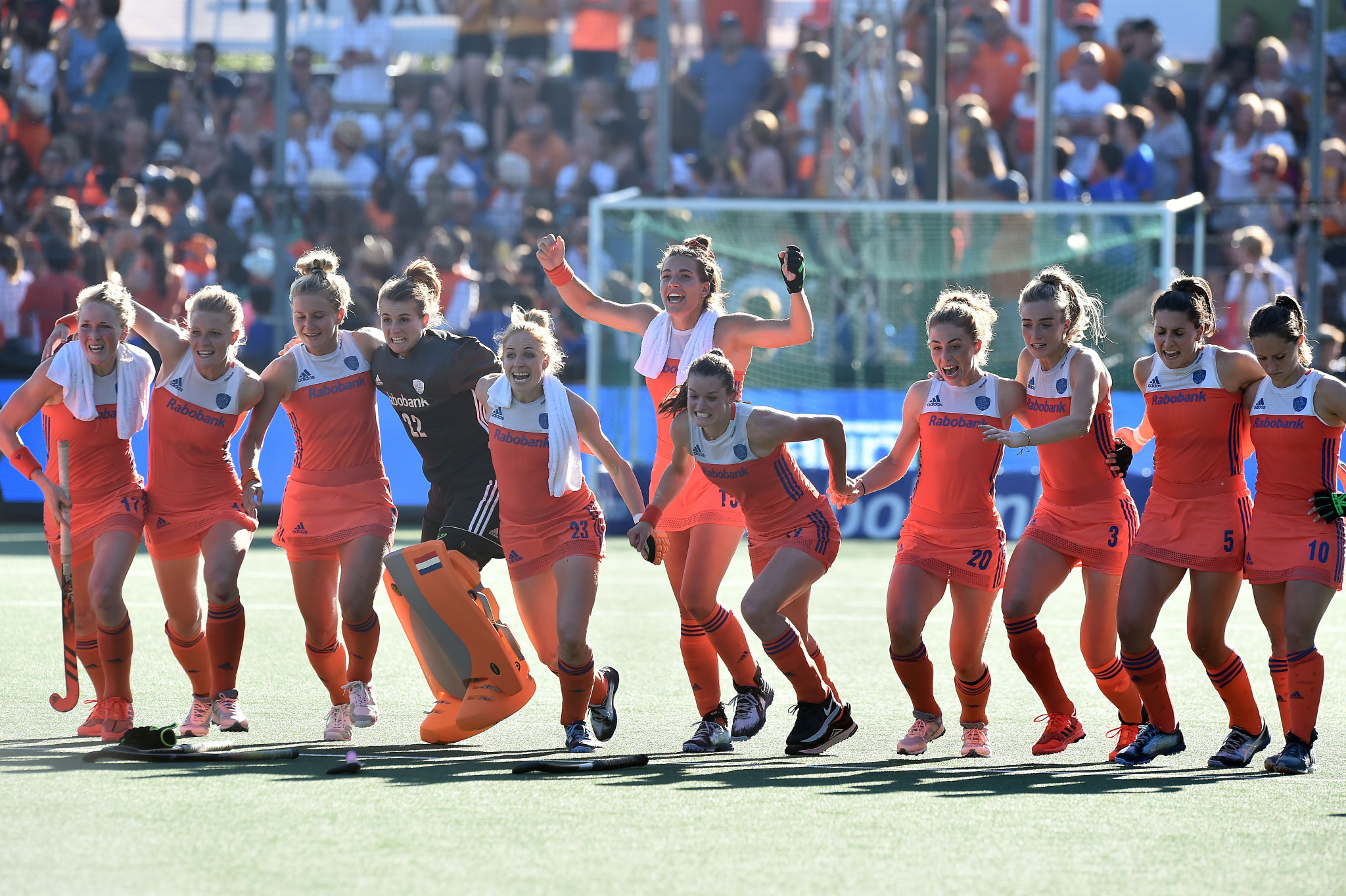 The Netherlands are set to retain their women's Hockey Pro League title ©Getty Images