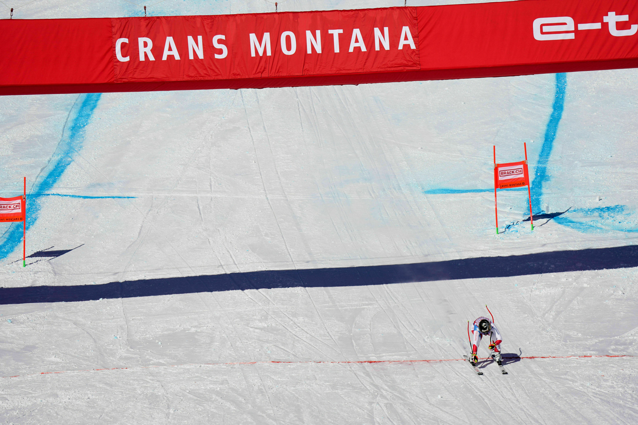 Crans Montana is one of four bidders for the 2027 FIS Alpine World Ski Championships ©Getty Images