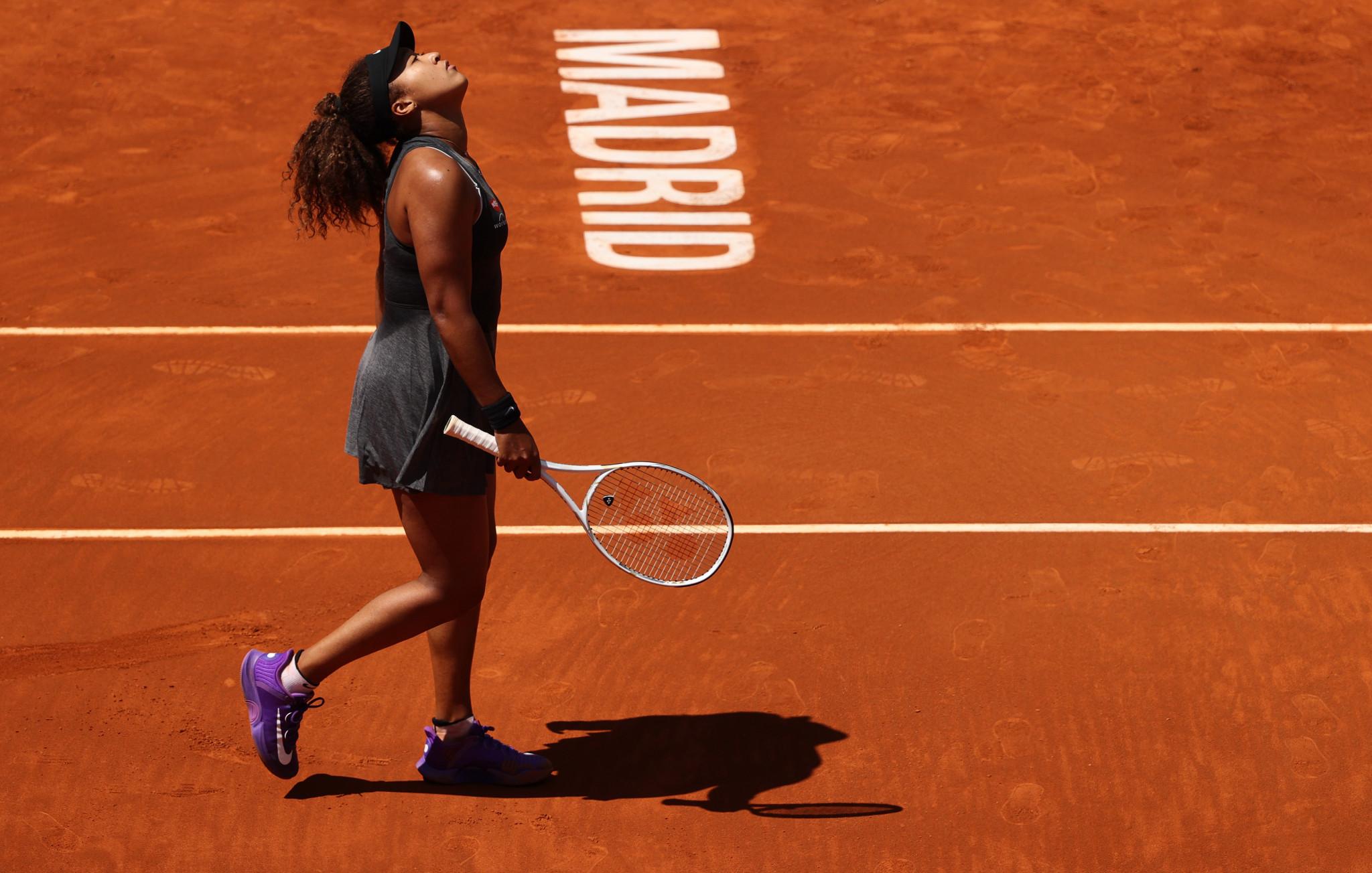 Osaka and Plíšková suffer second round defeats at Madrid Open
