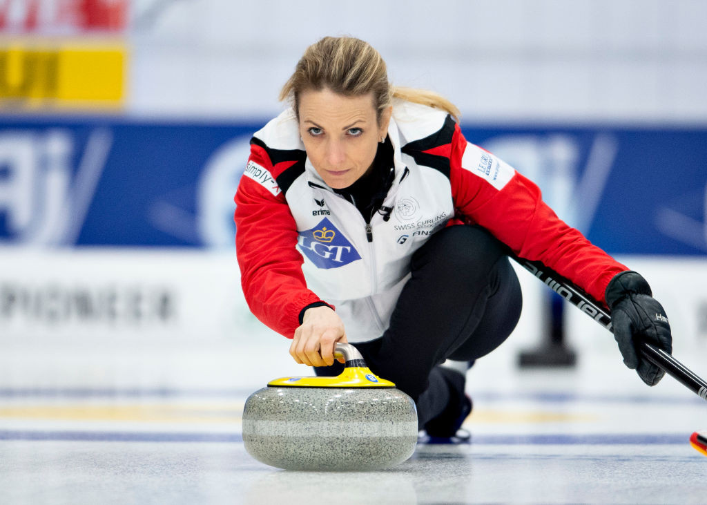 RCF and Switzerland maintain unbeaten starts at World Women's Curling Championship