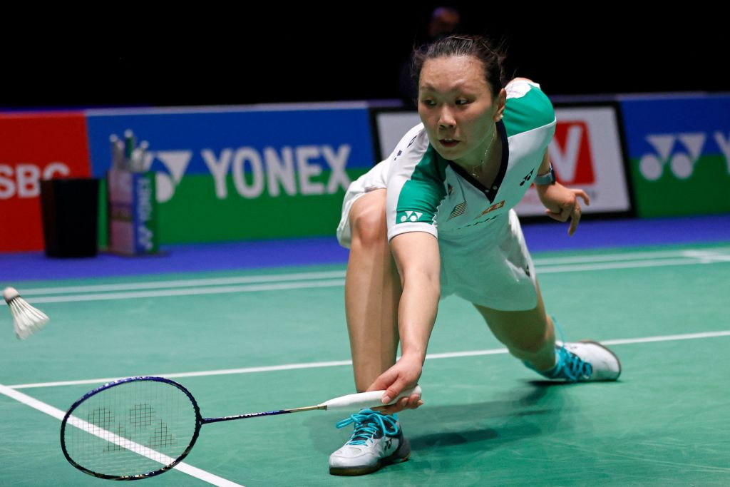 Zhang clinches first women's singles title at Pan American Individual Badminton Championships