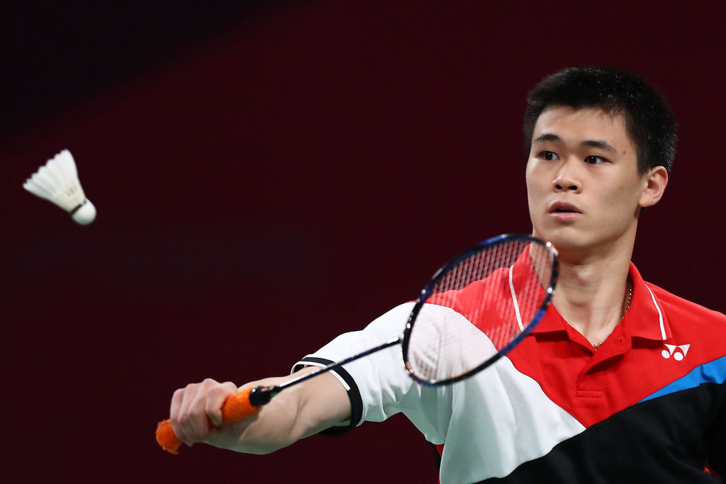 Canada's Brian Yang claimed the men's singles crown in Guatemala City ©Getty Images