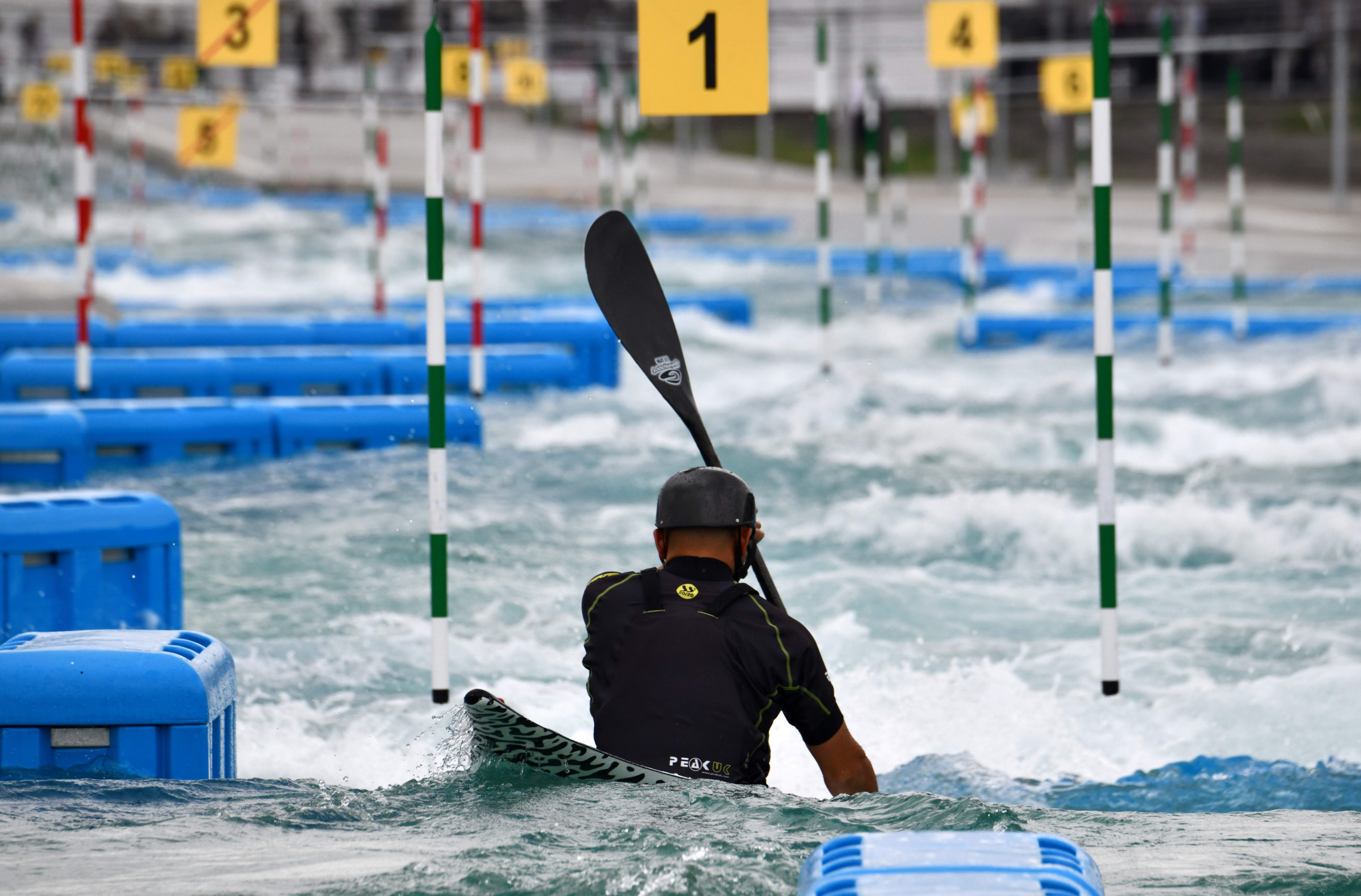 China will be represented in the men's K1 event at Tokyo 2020 ©Getty Images