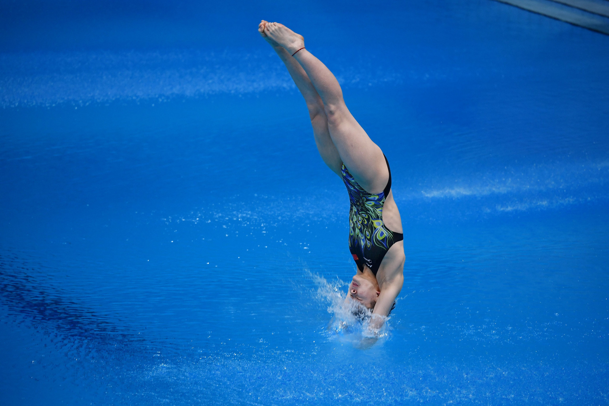 Chen and Ternovoi top semi-final standings at FINA Diving World Cup in Tokyo