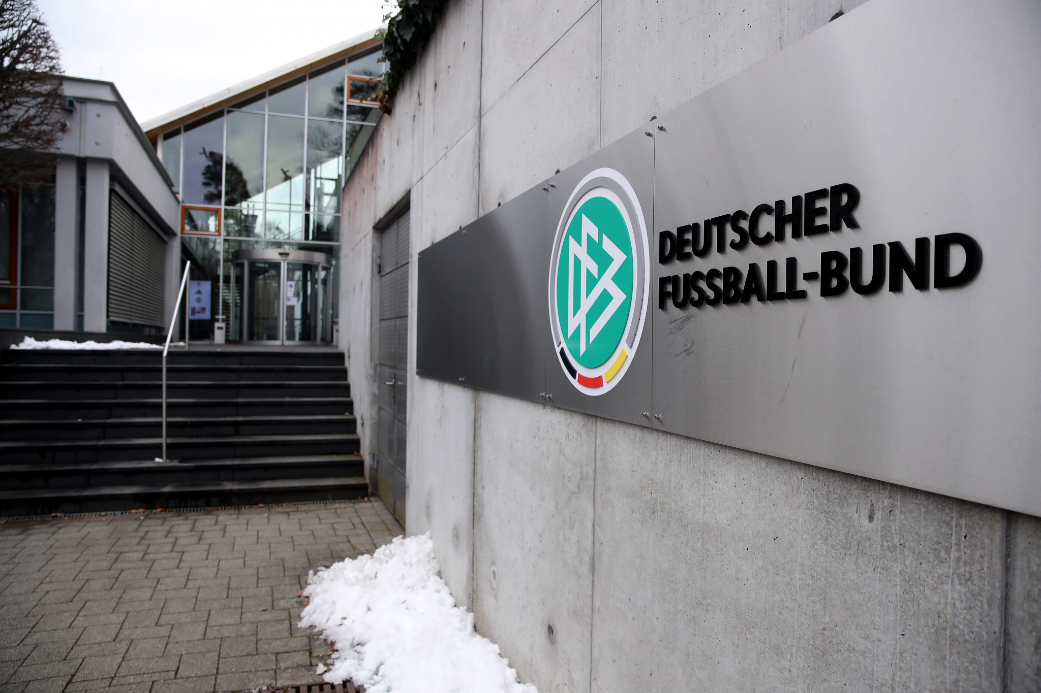The heads of 26 German regional and state football associations backed a vote of no-confidence in Fritz Keller's leadership ©Getty Images