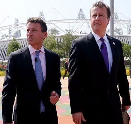 Coe asked British Prime Minister David Cameron to intervene in IAAF election