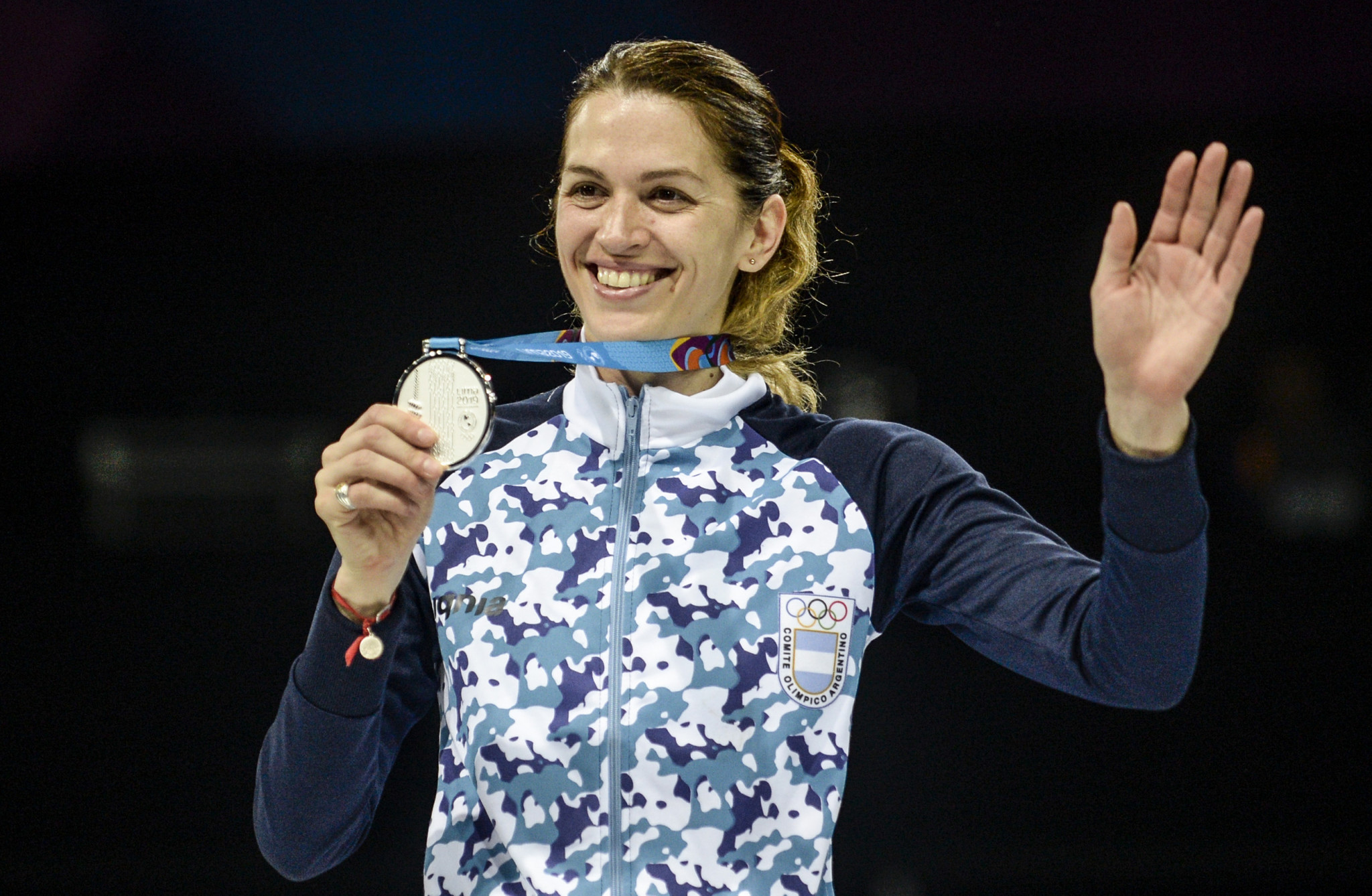 Argentina's Maria Belen Perez Maurice, a Lima 2019 Pan American Games runner-up, has qualified for the Tokyo 2020 Olympics  ©Getty Images
