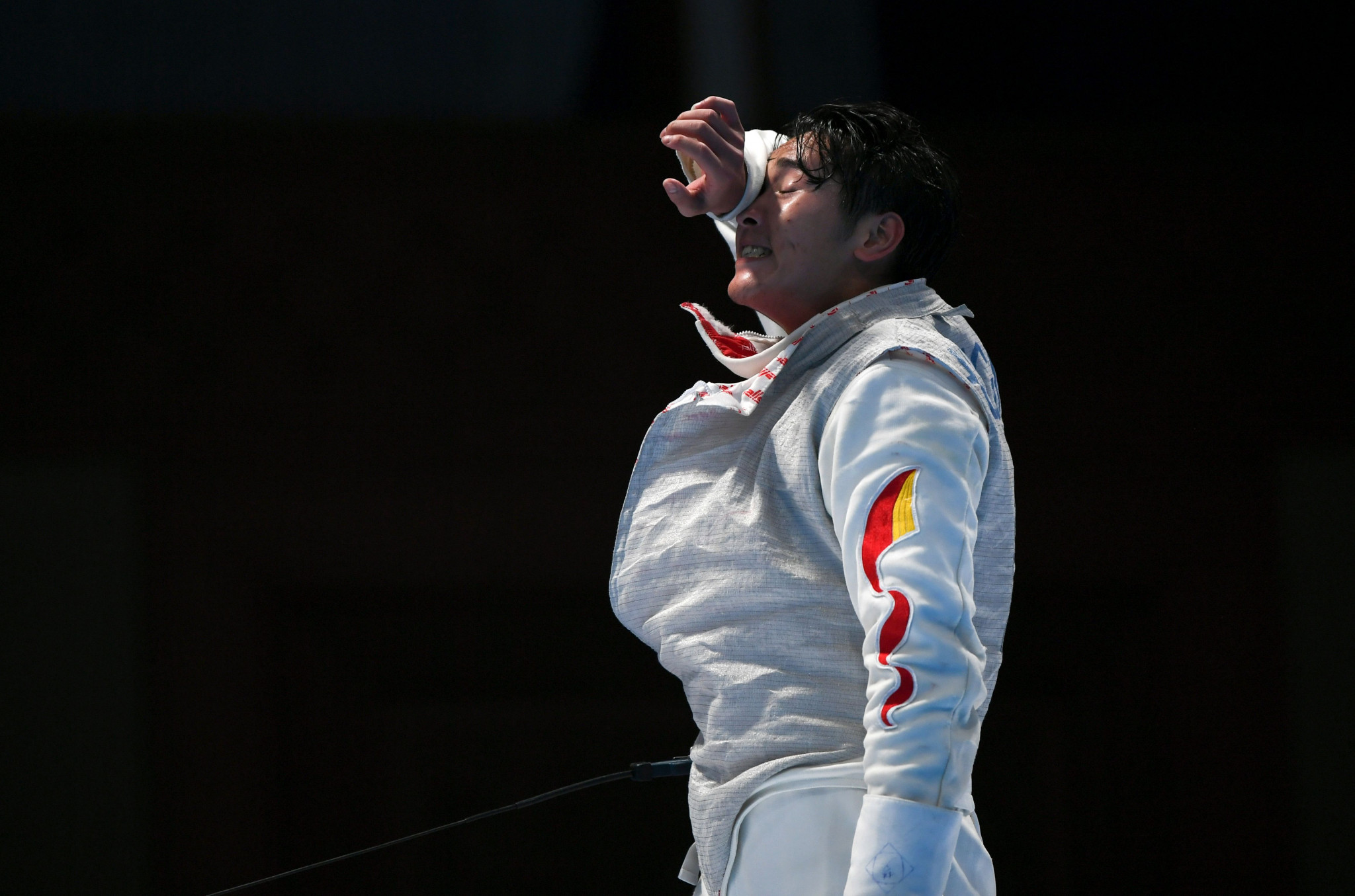 Asian Games champion Huang among 12 fencers to qualify for Tokyo 2020 at zonal tournaments
