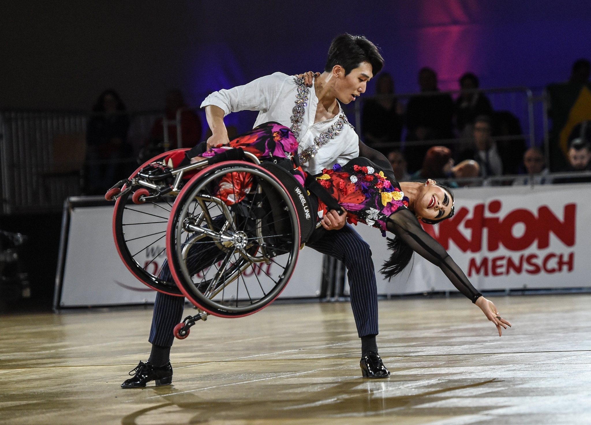 Ulsan in South Korea will host this year's World Para Dance Championships ©Twitter/ParaDanceSport