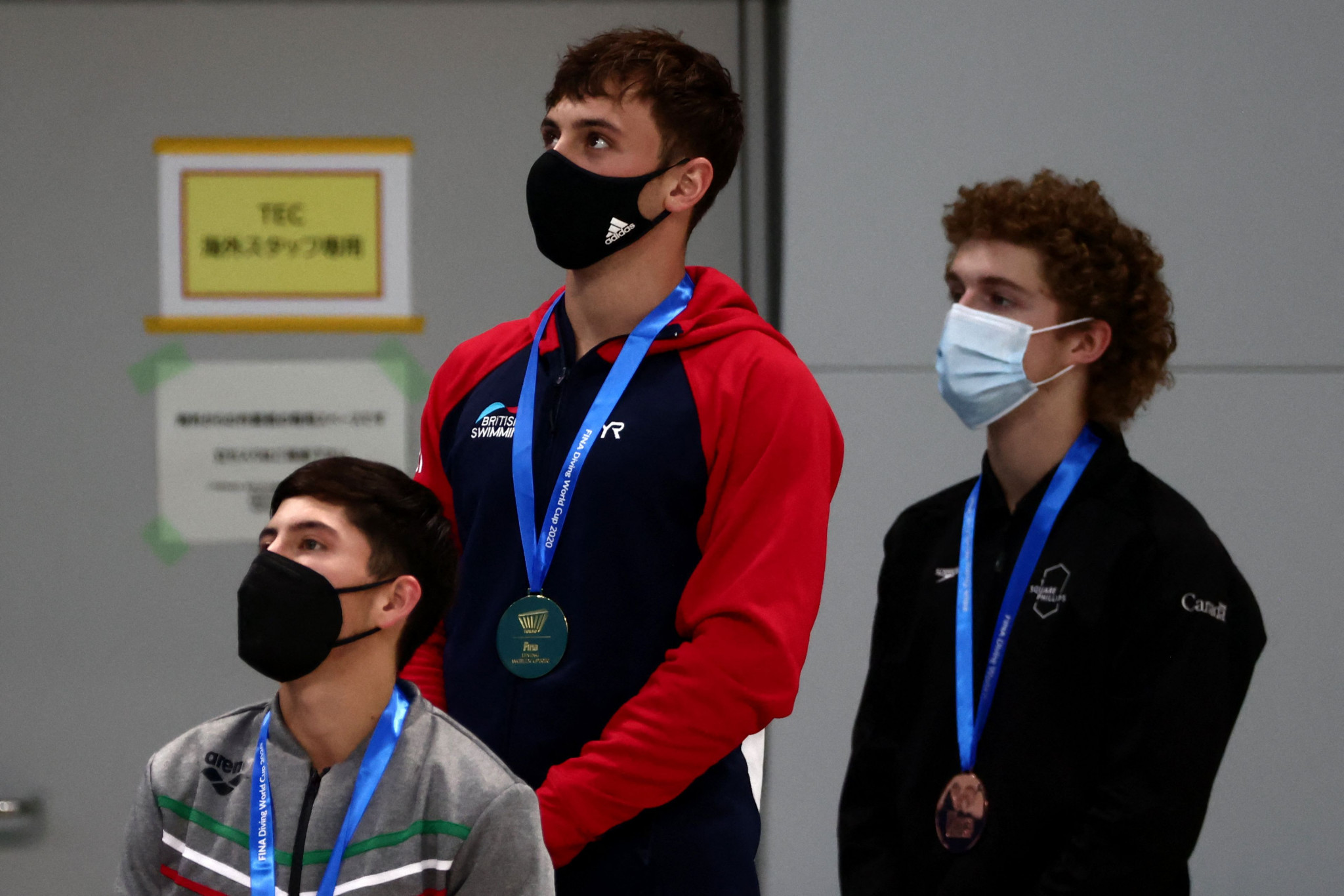 Chen and Daley triumph at FINA Diving World Cup in Tokyo
