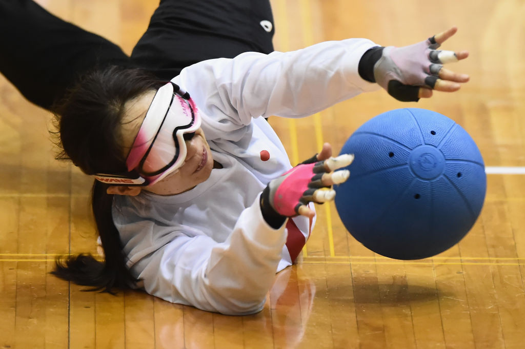 The national classifiers will work with athletes in sports including goalball ©Getty Images