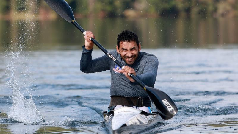 Chile's four-time tennis Paralympian Méndez seeks fifth Games in canoeing