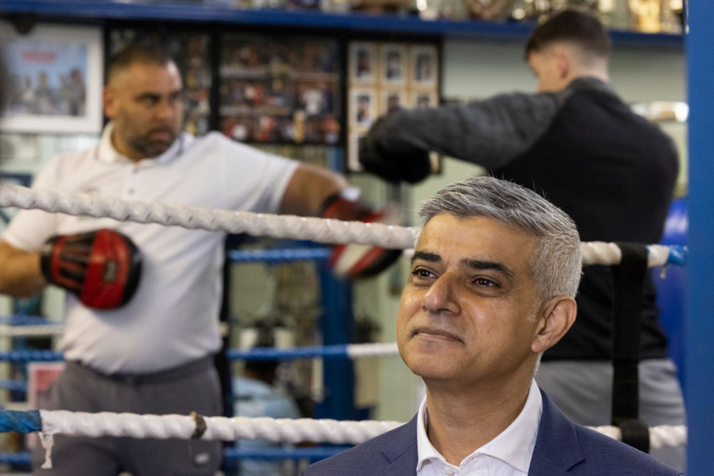 Sadiq Khan revealed this week that he would target a London bid for a future Olympic Games if he is re-elected Mayor ©Getty Images