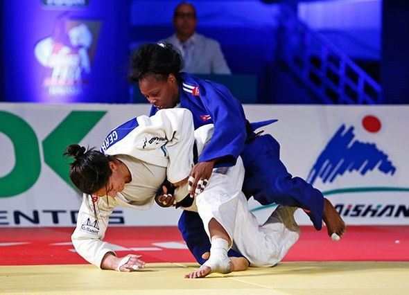 Israel at the double on day two of IJF Grand Prix in Havana