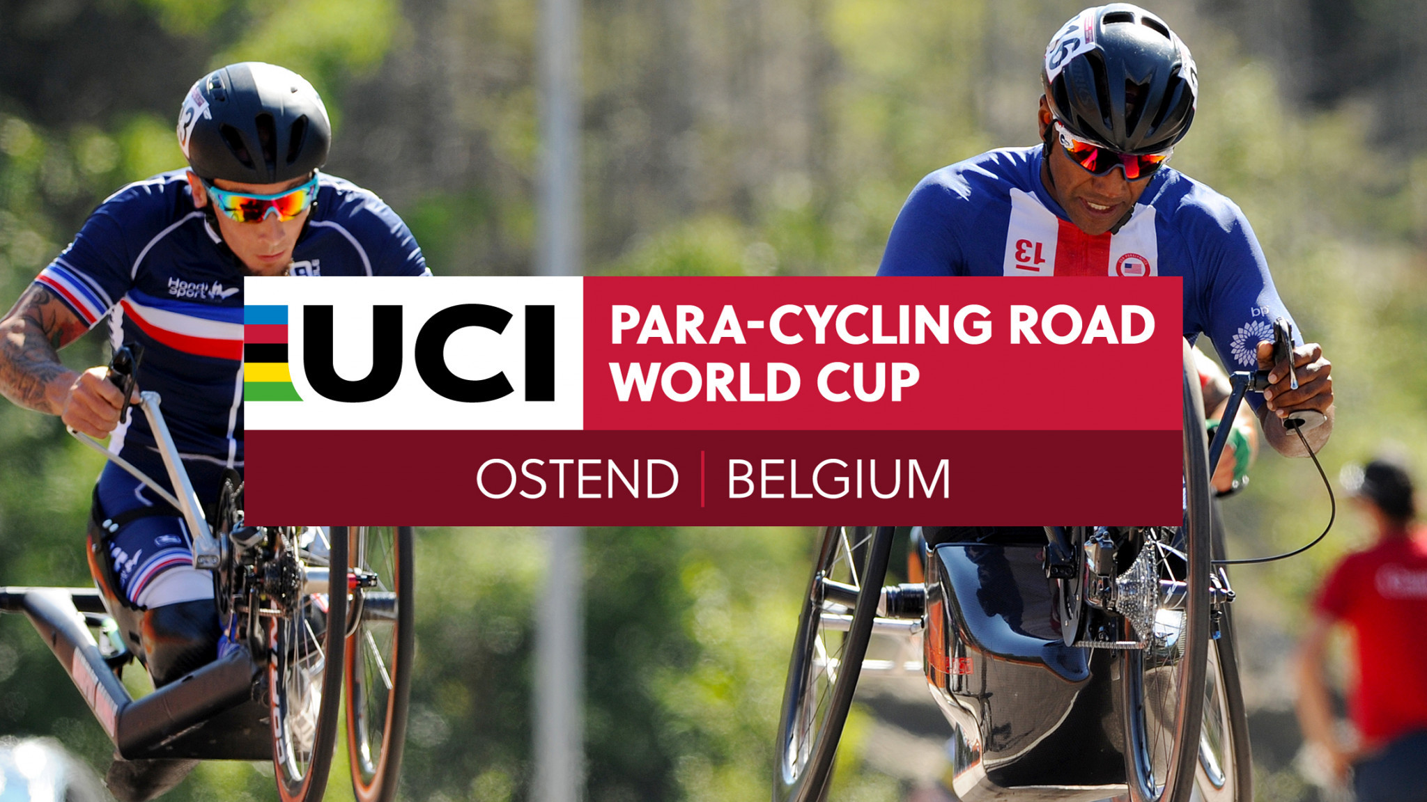UCI Para-cycling World Cup to return after coronavirus-forced stoppage in 2020
